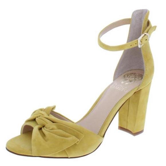 8d2ba96043 Vince Camuto Shoes   Carrelen Sandal Banana Split   Poshmark